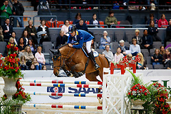 Ahlmann Christian, GER, Fixdesign Funke van t' Heike<br /> Gothenburg Horse Show FEI World Cups 2017<br /> © Hippo Foto - Stefan Lafrentz<br /> 24/02/17