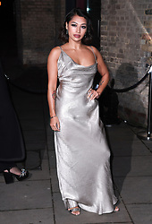Vanessa White arriving at the Fabulous Fund Fair, Camden Roundhouse, London.<br />Photo credit should read: Doug Peters/EMPICS
