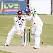 Northamptonshire County Cricket Club v Durham County Cricket Club 140414
