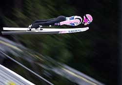 01.03.2019, Seefeld, AUT, FIS Weltmeisterschaften Ski Nordisch, Seefeld 2019, Skisprung, Herren, im Bild Roman Koudelka (CZE) // Roman Koudelka of Czech Republic during the men's Skijumping of FIS Nordic Ski World Championships 2019. Seefeld, Austria on 2019/03/01. EXPA Pictures © 2019, PhotoCredit: EXPA/ JFK
