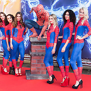 NLD/Amsterdam/20140422 - Premiere The Amazing Spiderman 2,