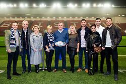 Matchball sponsor - Rogan/JMP - 22/12/2017 - RUGBY UNION - Ashton Gate Stadium - Bristol, England - Bristol Rugby v Cornish Pirates - Greene King IPA Championship.