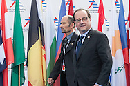 ASEM10, Vertice Euroasiatico,Francois Holland