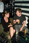 IAN MUNROE, Shooting Stars- Mat Collishaw. Haunch of Venison. London. 10 July 2008 *** Local Caption *** -DO NOT ARCHIVE-© Copyright Photograph by Dafydd Jones. 248 Clapham Rd. London SW9 0PZ. Tel 0207 820 0771. www.dafjones.com.