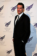 """Paulo Szot at The American Theater Wing's Annual Spring Gala Honoring Jerry Herman and Visa INC...The American Theatre Wing is best known as the creator of the Antoinette Perry """"Tony"""" Awards, which it presents annually with the Brodway League. The Wing's other activities, dedicated to recognizing excellence and supporting eductaion in theatre."""