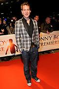 Premiere van de film Sonny Boy op maandag 17 januari in het Circus Theater in Scheveningen.<br /> <br /> Op de foto:<br /> <br />  Eric Bouwman