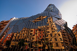 Ministry of Public Health Building, Bilbao, Spain