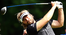 May 25, 2017 - Virginia Water, United Kingdom - Victor Dubuisson of France during 1st Round for the 2017 BMW PGA Championship on the west Course at Wentworth on May 25, 2017 in Virginia Water,England  (Credit Image: © Kieran Galvin/NurPhoto via ZUMA Press)