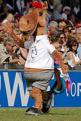 Mascotte Karli<br /> CHIO Aachen 2008<br /> Photo © Hippo Foto