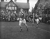 1954 Ireland vs Wales Five Nations