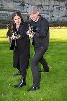 Christian Thomas and Jessica Lee Morgan  At The Picnic at the  Castle 2020 at Warwick Castle Photo by Brian Jordan