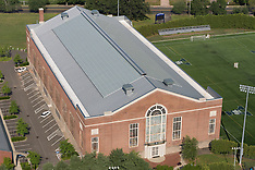 Aerial Photographs of Coxe Cage at Yale University | 25 July 2014