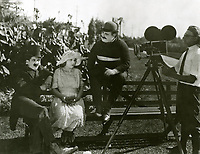 1922 Filming at Hal Roach Studios