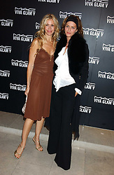 Left to right, MELISSA ODABASH and TRINNY WOODALL at a cocktail party hosted by MAC cosmetics to kick off London Fashion Week at The Hospital, 22 Endell Street London on 18th September 2005.At the event, top model Linda Evangelista presented Ken Livingston the Lord Mayor of London with a cheque for £100,000 in aid of the Loomba Trust that aims to privide education to orphaned children through a natural disaster or through HIV/AIDS.<br /><br />NON EXCLUSIVE - WORLD RIGHTS