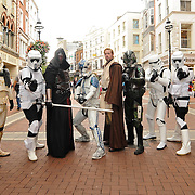 HMV Star Wars Day<br />                                                          in aid of the Marie Keating Foundation