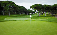VILAMOURA - Algarve - Oceanico OLD COURSE  Golfcourse, hole 1,   COPYRIGHT KOEN SUYK