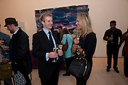 "SEAN CUNNINGHAM; TANYA SEMIKOZ, Launch party for a very large limited Edition of  ""The History of the Saatchi Gallery ""edited by Booth Clibborn and published by Kraken Opus. Saatchi Gallery,  The Kings Road. London. 26 November 2009"