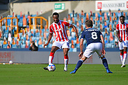 Millwall v Stoke City 120920