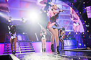 Iggy Azalea performing at the iHeartRadio Music Festival in Las Vegas, Nevada on Sepembter 20, 2014.