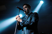 Terry Hall of The Specials at Glasgow Barrowland