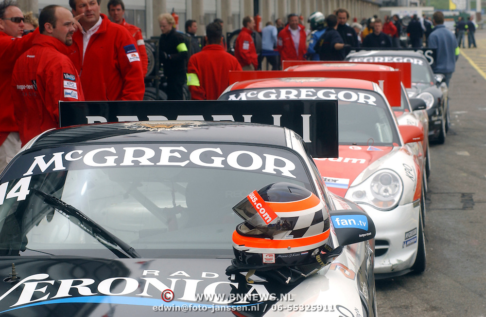 NLD/Zandvoort/20050610 - Training McGregor Porsche GT3 Cup Challenge