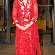 LONDON ENGLAND - MAY 20   Cherie Blair at  Hilton Hotel  Asian Women of Achievements Awards 2008, Hilton Park Lane, London, Britain - 20 May 2008