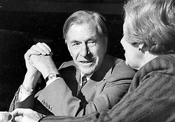 Jan 05, 1987; Toronto, Ontario, Canada; John Kenneth Galbraith: Economist asks Ottawa to help oppose regressionist trends. .  (Credit Image: Toronto Star/ZUMAPRESS.com)