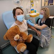 6.1.2021 CHI frontline staff vaccine