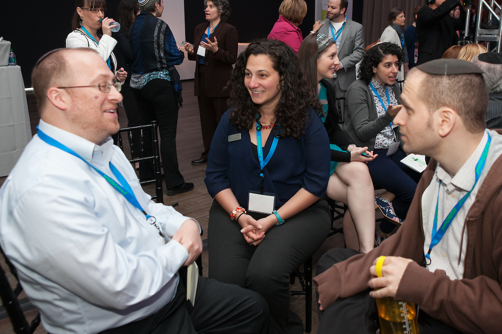 """The Jewish Education Project's Jewish Futures, """"How will Radiacal Empathy affect You?"""" on May 13, 2015. (Photo: www.JeffreyHolmes.com)"""