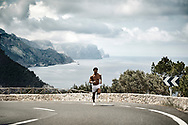 A collection of images shot for Castore sportswear on location in Scotland, Spain and Italy