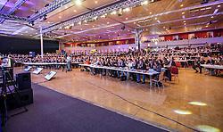 04.03.2017, Messe, Klagenfurt, AUT, FPÖ, 32. Ordentlicher Bundesparteitag, im Bild die Delegierten // at the 32nd Ordinary Party Convention of the Freiheitliche Partei Oesterreich (FPÖ) in Klagenfurt, Austria on 2017/03/04. EXPA Pictures © 2017, PhotoCredit: EXPA/ Wolgang Jannach
