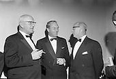 1967 - International SPAR conference and dinner in Dublin.