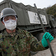 2011 Japanese Self-Defense Force Tsunami Recovery