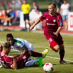 20170805: SLO, Football - Prva liga Telekom Slovenije 2017/18, NK Triglav vs NK Olimpija Ljubljana