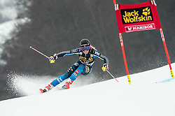HANSDOTTER Frida of Sweden competes during  the 6th Ladies'  GiantSlalom at 55th Golden Fox - Maribor of Audi FIS Ski World Cup 2018/19, on February 1, 2019 in Pohorje, Maribor, Slovenia. Photo by Vid Ponikvar / Sportida