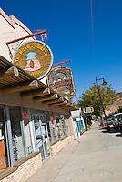 Downtown Moab, Utah