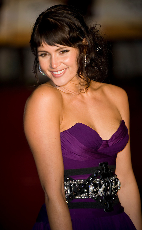 London Oct 29  Gemma Arteton attends the Royal World Premiere Quantum of Solace at Odeon Leicester Square on Oct 29th 2008 in London England.***Licence Fee's Apply To All Image Use***.XianPix Pictures  Agency  tel +44 (0) 845 050 6211 e-mail sales@xianpix.com www.xianpix.com