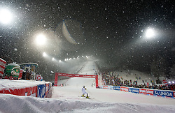 20-12-2011 SKIEN: FIS WORLDCUP: FLACHAU<br /> Overview of Hermann Maier Worldcupcourse and Fans during 2nd run of Slalom at FIS Ski Alpine Worldcup at Hermann Maier Pist in Flachau, Austria<br /> ***NETHERLANDS ONLY***<br /> ©2012-FotoHoogendoorn.nl