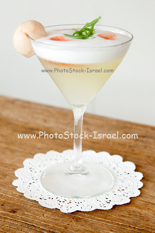 Lychee Cocktail