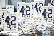 """2017-04-13_""""42 Faith/ Rest of the Jackie Robinson Story"""" Book Launch Party"""