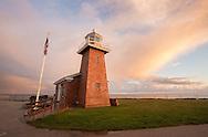 Lighthouse and surf museum, Santa Cruz, California