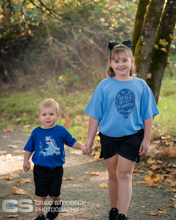 Armsrtong-Goins family photos at Delta ponds, October 2020