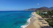 Maili Beach, Waianae, Leeward coast, Oahu, Hawaii