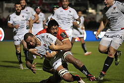RUGBY - CHAMPIONS CUP - 2017<br /> manoa (samu)<br /> skelton (will)