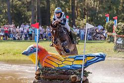 JOSEFSSON Malin (SWE), Golden Midnight<br /> Luhmühlen - LONGINES FEI Eventing European Championships 2019<br /> Geländeritt CCI 4*<br /> Cross country CH-EU-CCI4*-L<br /> 31. August 2019<br /> © www.sportfotos-lafrentz.de/Stefan Lafrentz
