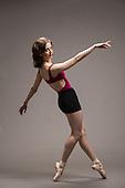 Anna Kroeker – Ballet Portraits