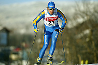 Langrenn, 22. november 2003, Verdenscup Beitostølen, Per Elofsson, Sverige
