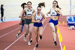 Slovenian Indoor Championship, Olympic centre Novo Mesto, 14 February 2021, Novo Mesto, Slovenia. Photo by Grega Valancic / Sportida