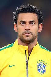 Fred, atacante da Seleção Brasileira de Futebol. FOTO: Jefferson Bernardes/ Agência Preview