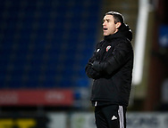 Andrew Hughes of Sheffield Utd during the Professional Development League  match at the Proact Stadium, Chesterfield. Picture date: 3rd February 2020. Picture credit should read: Simon Bellis/Sportimage